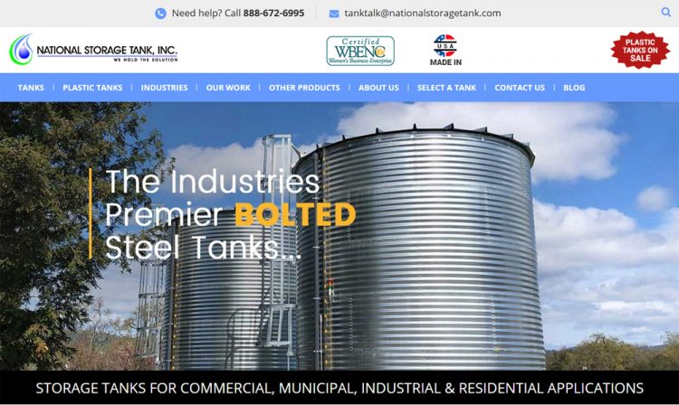 National Storage Tank