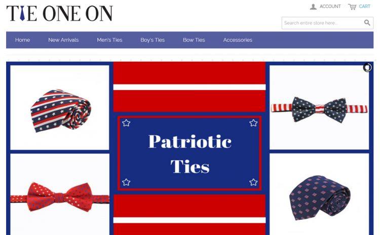 Tie One On